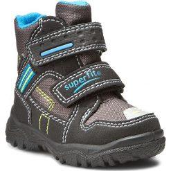 Buty zimowe chłopięce: Śniegowce SUPERFIT – GORE-TEX 7-00044-02 M Schwarz Kombi