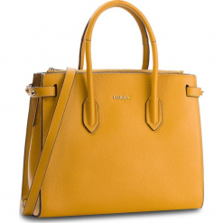 Torebka FURLA - Pin 977683 B BLS1 OAS Ginestra e. Czarne torebki klasyczne damskie marki Furla. Za 1470,00 zł.