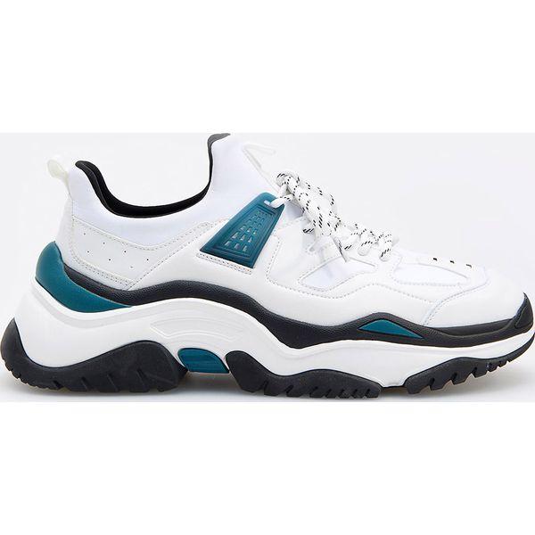 0925f692 Buty w sportowym stylu - Biały - Białe buty sportowe damskie ...