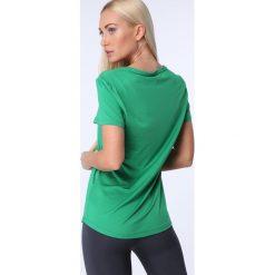 T-shirt luźny fason zielony MR16618. Zielone t-shirty damskie Fasardi, l. Za 39,00 zł.