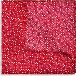 Poszetka Czerwona. Czerwone poszetki męskie LANCERTO, z jedwabiu, klasyczne. Za 99,90 zł.