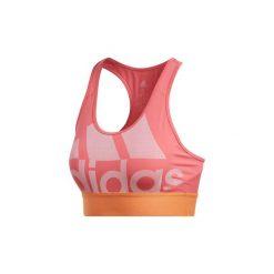 Biustonosze adidas  Biustonosz Logo. Czerwone biustonosze bardotka Adidas. Za 149,00 zł.