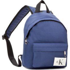 Plecak CALVIN KLEIN JEANS - Sport Essential Cp K40K400110  437. Niebieskie plecaki męskie marki Calvin Klein Jeans, z jeansu, sportowe. W wyprzedaży za 229,00 zł.