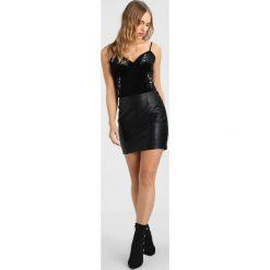 Minispódniczki: Noisy May Petite NMREBEL SKIRT  Spódnica mini black