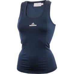 Bluzki asymetryczne: koszulka tenisowa damska Stella McCartney ADIDAS BARRICADE TANK / S94084