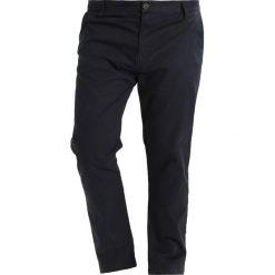 Chinosy męskie: BAD RHINO BASIC Spodnie materiałowe navy