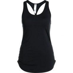 New Balance PERFECT TANK Koszulka sportowa black. Czarne t-shirty damskie New Balance, xs, z elastanu. Za 149,00 zł.