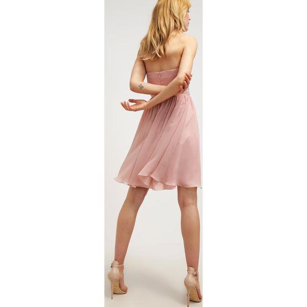 9ff1471096 Laona Sukienka koktajlowa cream pink - Czerwone sukienki damskie ...