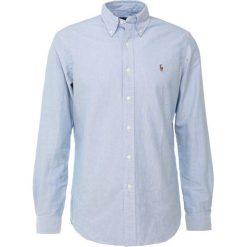 Polo Ralph Lauren CORE FIT Koszula blue. Szare koszule męskie marki Polo Ralph Lauren, l, z bawełny, button down, z długim rękawem. Za 439,00 zł.