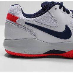 Buty sportowe damskie: Nike Performance ZOOM AIR RESISTANCE Obuwie multicourt white/binary blue/pure platinum/solar red
