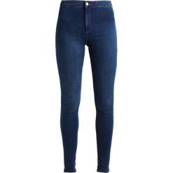 Topshop Tall JONI  Jeans Skinny Fit mid denim. Niebieskie boyfriendy damskie Topshop Tall. Za 209,00 zł.