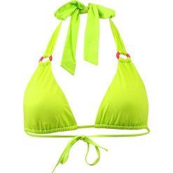 """Stroje dwuczęściowe damskie: Biustonosz bikini """"Portissol"""" w kolorze limonkowym"""