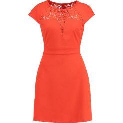 Sukienki hiszpanki: Gaudi Sukienka koktajlowa fiery red