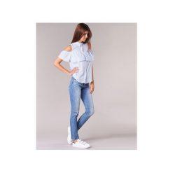 Jeansy skinny Levis  501® SKINNY. Niebieskie jeansy damskie Levi's®. Za 423,20 zł.