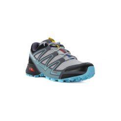 Buty do biegania Salomon  SPEEDCROSS 4 VARIO W. Czarne buty do biegania damskie Salomon, salomon speedcross. Za 430,20 zł.