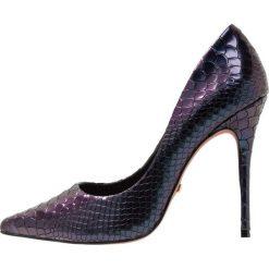 L'INTERVALLE TEEVA Szpilki purple metallic. Fioletowe szpilki L'INTERVALLE, z materiału. Za 419,00 zł.