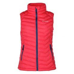 Columbia Kamizelka Damska Powder Lite Vest Punch Pink M. Różowe kamizelki damskie Columbia, m, z materiału. Za 229,00 zł.