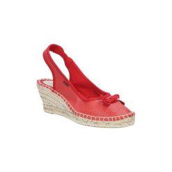Sandały damskie: Sandały Big Star  Sandały z kokardą  W2745