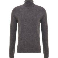 Pure cashmere Sweter graphite. Szare swetry klasyczne męskie pure cashmere, m, z kaszmiru. Za 1029,00 zł.