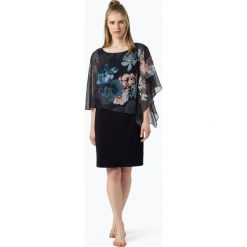 Sukienki hiszpanki: Vera Mont Collection - Damska sukienka koktajlowa, szary