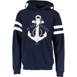 Bejsbolówki męskie: Cayler & Sons STAY DOWN Bluza z kapturem navy/white