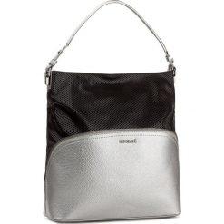 Torebka MONNARI - BAG7710-020 Black. Czarne torebki klasyczne damskie Monnari, ze skóry ekologicznej. W wyprzedaży za 149,00 zł.
