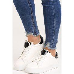 Buty sportowe damskie: Białe Buty Sportowe You'll Love It