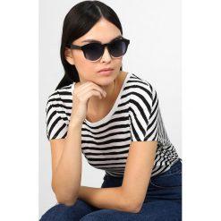 Okulary przeciwsłoneczne damskie aviatory: Pilgrim KIMANA Okulary przeciwsłoneczne nude