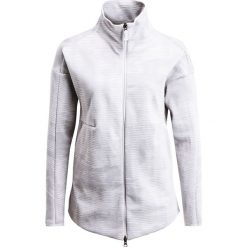 Bluzy rozpinane damskie: adidas Performance PULSE COVUP Bluza rozpinana grey