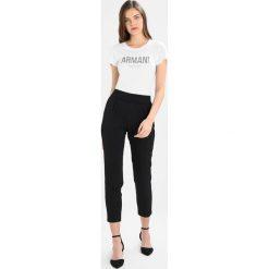 Odzież damska: Armani Exchange Tshirt z nadrukiem white