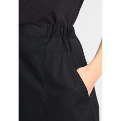 Spódniczki trapezowe: Amorph Berlin SKIRT Spódnica trapezowa black
