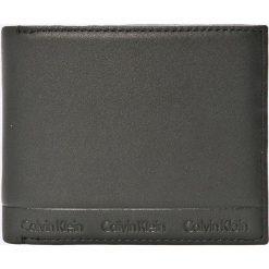 Portfele męskie: Calvin Klein Jeans – Portfel skórzany Arthur Slimfold