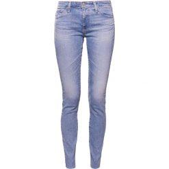 Boyfriendy damskie: AG Jeans LEGGING Jeans Skinny Fit lightblue denim