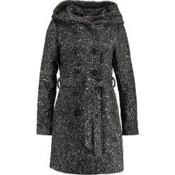 Płaszcze damskie pastelowe: Anna Field Krótki płaszcz black/white