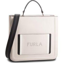 Torebka FURLA - Furla Reale 985428 B BQK7 I78 Perla e. Szare torebki klasyczne damskie Furla, ze skóry. Za 2275,00 zł.