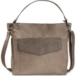 Torebka na ramię bonprix brązowy. Brązowe torebki klasyczne damskie bonprix. Za 129,99 zł.