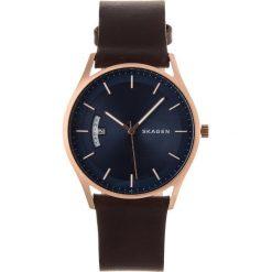 Biżuteria i zegarki: Zegarek SKAGEN - Holst SKW6395 Brown/Rose Gold